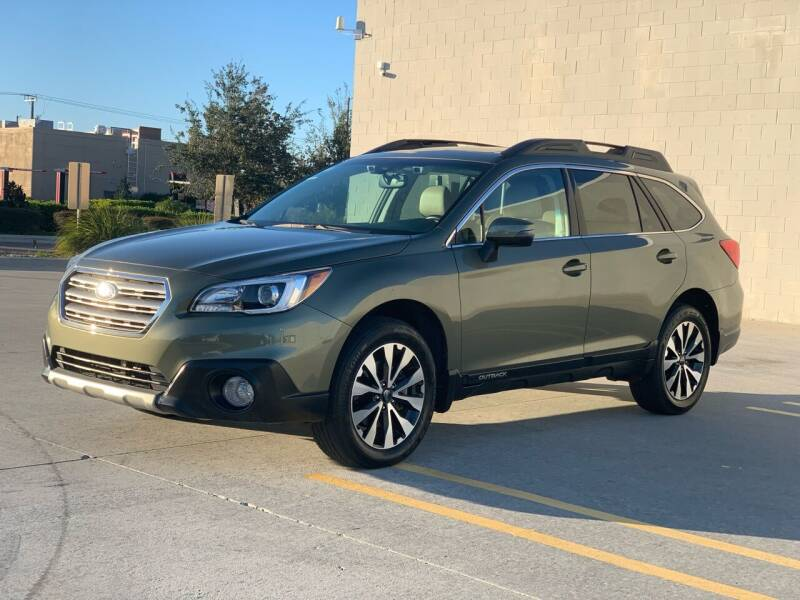 2016 Subaru Outback for sale at Santos Autos in Bradenton FL