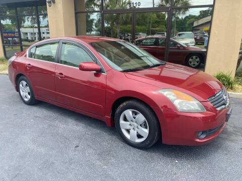 2007 Nissan Altima for sale at Premier Motorcars Inc in Tallahassee FL