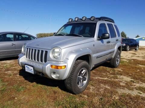 2004 Jeep Liberty for sale at Allen Auto & Tire in Britt IA