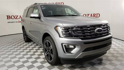 2020 Ford Expedition for sale at BOZARD FORD in Saint Augustine FL