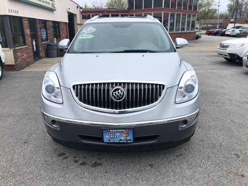 2009 Buick Enclave for sale at MR Auto Sales Inc. in Eastlake OH
