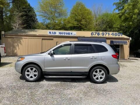 2007 Hyundai Santa Fe for sale at Mad Motors LLC in Gainesville GA