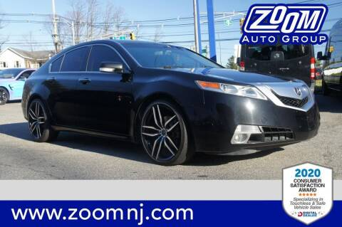 2010 Acura TL for sale at Zoom Auto Group in Parsippany NJ