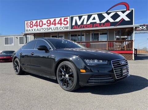 2016 Audi A7 for sale at Maxx Autos Plus in Puyallup WA