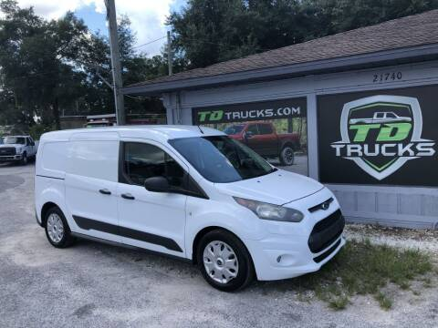 2014 Ford Transit Connect Cargo for sale at TD Trucks in Mt Dora FL