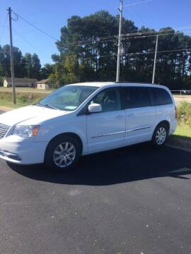 2014 Chrysler Town and Country for sale at Auto Credit Xpress in Jonesboro AR