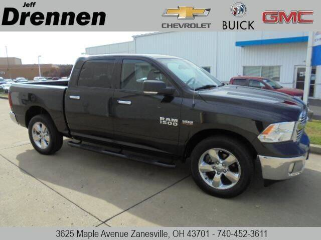 2018 RAM Ram Pickup 1500 for sale at Jeff Drennen GM Superstore in Zanesville OH