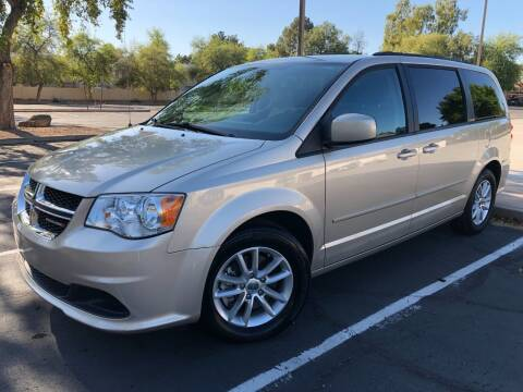 2015 Dodge Grand Caravan for sale at Ideal Cars in Mesa AZ