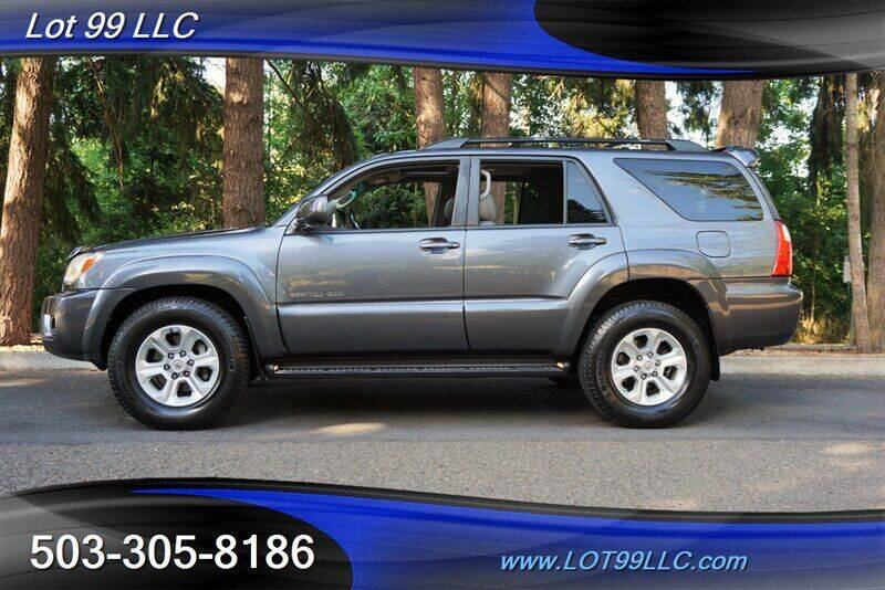 2009 Toyota 4Runner for sale at LOT 99 LLC in Milwaukie OR