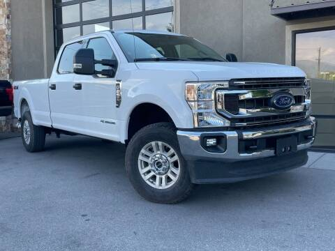 2021 Ford F-250 Super Duty for sale at Unlimited Auto Sales in Salt Lake City UT