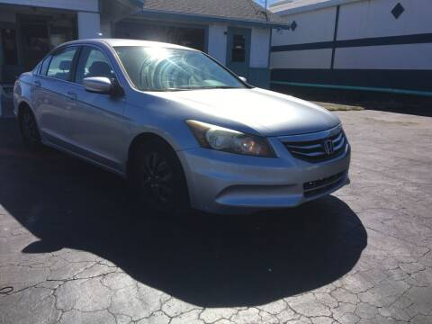 2012 Honda Accord for sale at CAR-RIGHT AUTO SALES INC in Naples FL