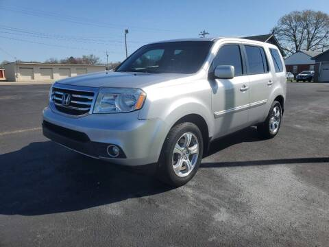 2015 Honda Pilot for sale at Savannah Motor Co in Savannah TN
