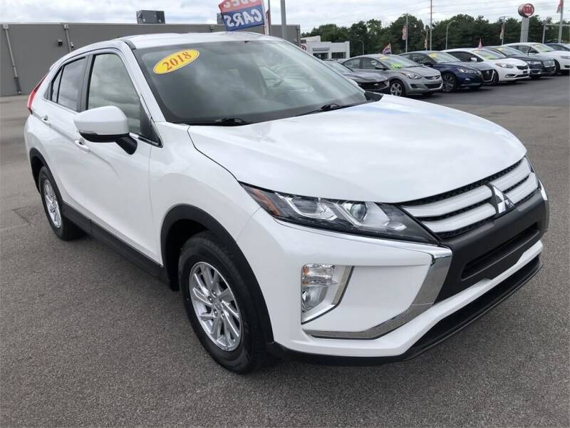 2018 Mitsubishi Eclipse Cross for sale in Evansville, IN