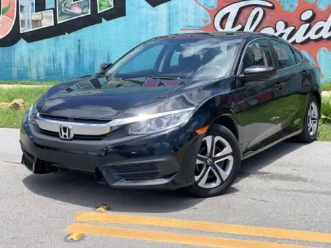 2017 Honda Civic for sale at Palermo Motors in Hollywood FL