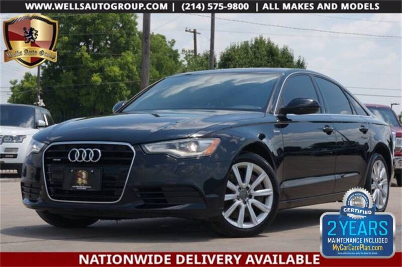 2014 Audi A6 for sale in Mckinney, TX