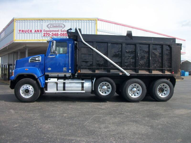 2015 Western Star 4900SF Dump Truck for sale at Classics Truck and Equipment Sales in Cadiz KY