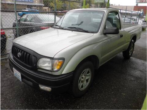 2001 Toyota Tacoma for sale at Klean Carz in Seattle WA