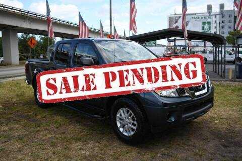 2016 Nissan Frontier for sale at STS Automotive - Miami, FL in Miami FL