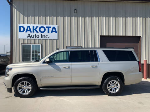 2015 Chevrolet Suburban for sale at Dakota Auto Inc. in Dakota City NE