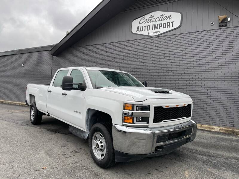 2017 Chevrolet Silverado 2500HD for sale at Collection Auto Import in Charlotte NC
