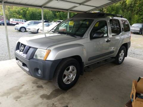 2006 Nissan Xterra for sale at TR MOTORS in Gastonia NC