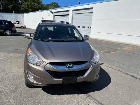 2012 Hyundai Tucson for sale at Best Cars R Us LLC in Irvington NJ