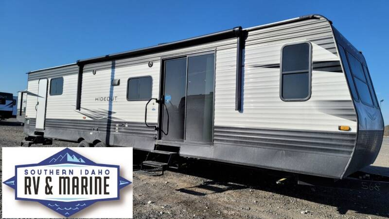 2021 KEYSTONE HIDEOUT 38FDDS for sale at SOUTHERN IDAHO RV AND MARINE - New Trailers in Jerome ID