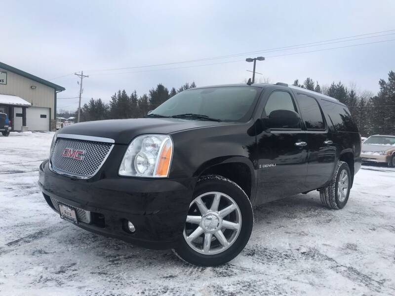 2008 GMC Yukon XL for sale at Lakes Area Auto Solutions in Baxter MN