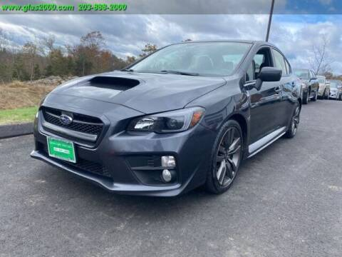 2016 Subaru WRX for sale at Green Light Auto Sales LLC in Bethany CT