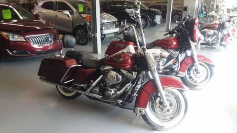 2001 Harley Davidson Road KING Custom for sale at Adams Enterprises in Knightstown IN