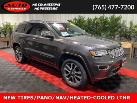 2017 Jeep Grand Cherokee for sale at Auto Express in Lafayette IN