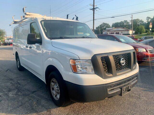 2017 Nissan NV Cargo for sale in Fairfield, OH