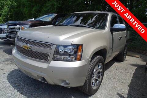 2007 Chevrolet Tahoe for sale at Brandon Reeves Auto World in Monroe NC