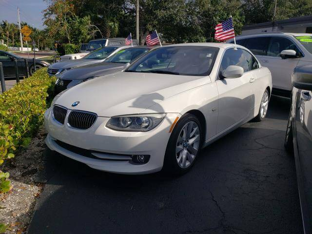 2011 BMW 3 Series for sale at Mike Auto Sales in West Palm Beach FL