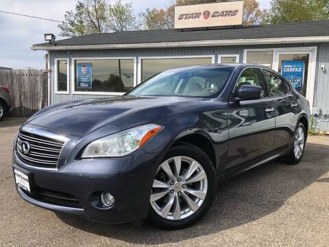 2011 Infiniti M37 for sale at Star Cars LLC in Glen Burnie MD