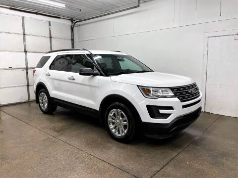 2017 Ford Explorer for sale at PARKWAY AUTO in Hudsonville MI