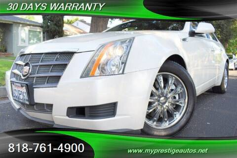 2009 Cadillac CTS for sale at Prestige Auto Sports Inc in North Hollywood CA