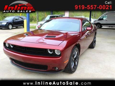 2019 Dodge Challenger for sale at Inline Auto Sales in Fuquay Varina NC