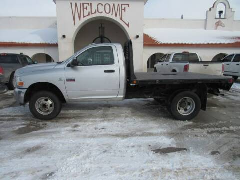 2012 RAM Ram Pickup 3500 for sale at HANSEN'S USED CARS in Ottawa KS