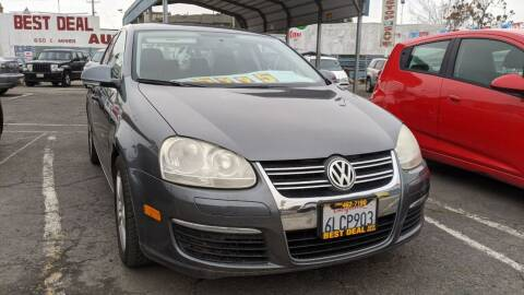 2009 Volkswagen Jetta for sale at Best Deal Auto Sales in Stockton CA