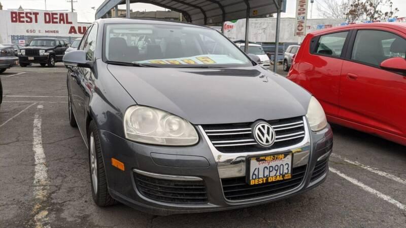 2009 Volkswagen Jetta for sale at Best Deal Auto Sales in Stockton CA