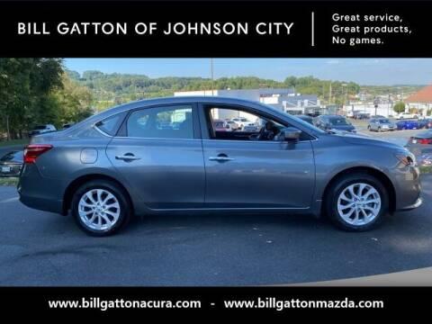 2019 Nissan Sentra for sale at Bill Gatton Used Cars - BILL GATTON ACURA MAZDA in Johnson City TN