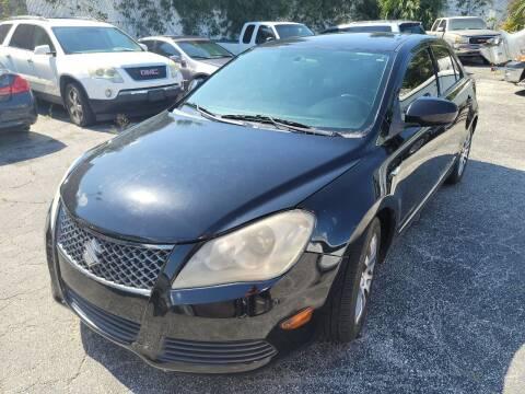 2013 Suzuki Kizashi for sale at Castle Used Cars in Jacksonville FL