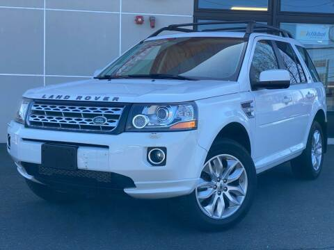 2013 Land Rover LR2 for sale at MAGIC AUTO SALES in Little Ferry NJ