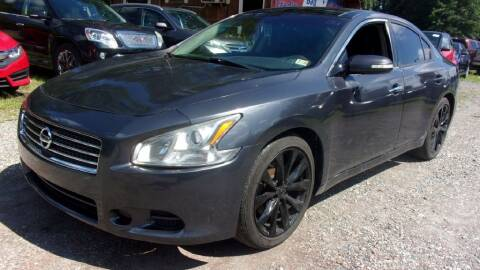 2011 Nissan Maxima for sale at Select Cars Of Thornburg in Fredericksburg VA