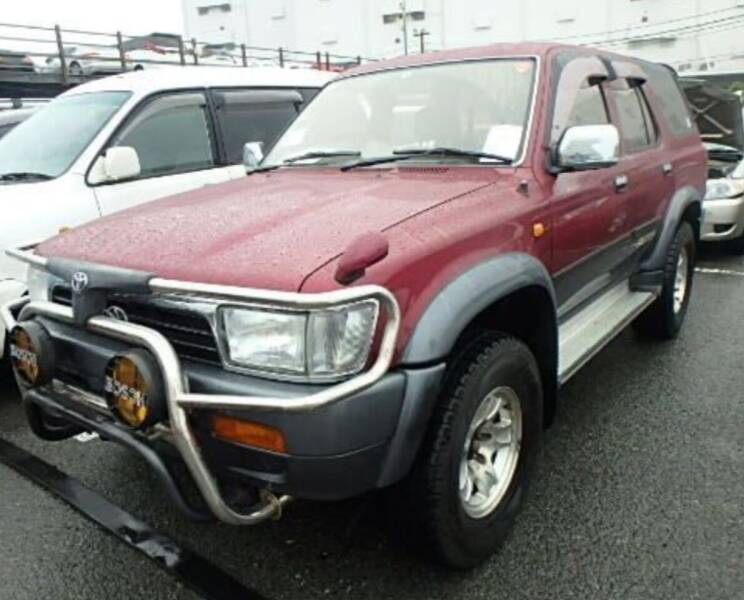 1994 Toyota Hilux Surf *RESERVED for sale at JDM Car & Motorcycle LLC in Seattle WA