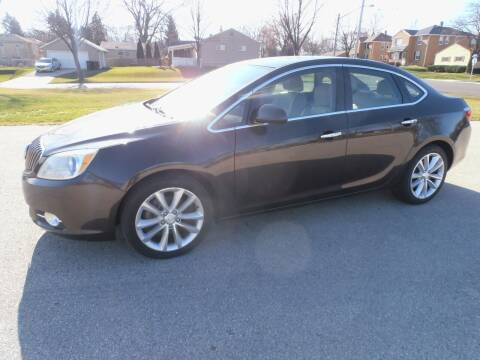 2012 Buick Verano for sale at A-Auto Luxury Motorsports in Milwaukee WI