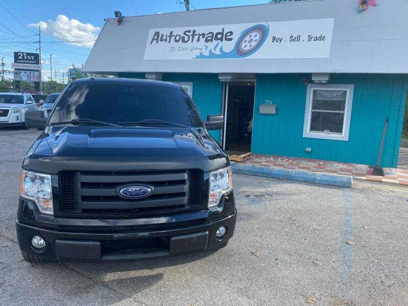 2009 Ford F-150 for sale at Autostrade in Indianapolis IN