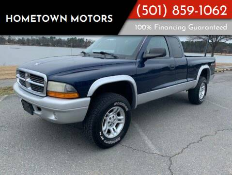 2004 Dodge Dakota for sale at Hometown Motors in Maumelle AR