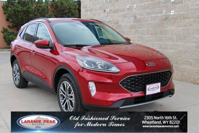 2021 Ford Escape for sale in Wheatland, WY